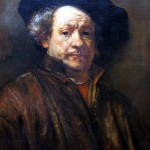 Rembrandt's faces are masterpieces.
