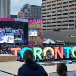 Opening ceremonies at Nathan Phillips Square