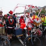 Ward 29 Bikes at the East York Canada Day parade