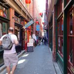 Fan Tan Alley in Chinatown was adorable but closed early at night and not very Chinese.